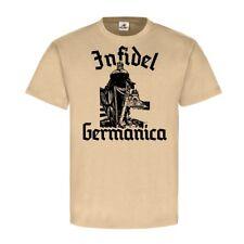 Infidel germanica cruzados Alemania Völkerschlachtdenkmal noche país #22816