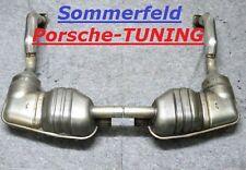 orig. Porsche 987 + S Boxster Cayman Auspuff MK2 Exhaust 98711311732 98711311832