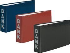 Bankordner Auzugsordner Ordern für Bankauszüge Kontoauszüge 14 x25 cm