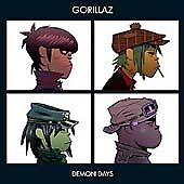 Gorillaz - Demon Days (Parental Advisory, 2005) CD