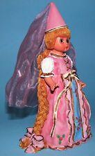 Madame Alexander, resin doll figurine, Rapunzel, # 90170,  princess, hair, NIB