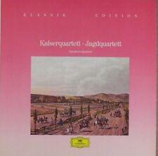 LP * Haydn/Mozart-imperatore Quartetto/caccia quartetto * cleaned; Club Edition