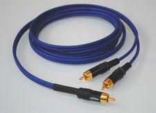 Sommercable ONYX SUB blau / Cinch-Y-Kabel für Subwoofer / Preistipp!