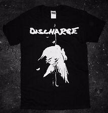 Discharge - 'Never Again' T - Shirt (punk oi varukeers crass motorhead kbd)