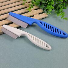 Vogun Pet Shedding Brush Comb Rake Tool Fur Grooming Dog Cat Short Hair Pin HU