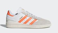 new adidas originals busenitz mens shoes CQ1155 cloud white trace orange