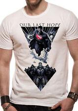 Officiel DC Comics Superman Man of Steel - Notre Last Hope Unisexe ras de cou