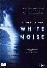White Noise (2005) DVD Nuovo Sigillato Michael Keaton