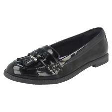 Clarks Preppy Prize Patent Leather Slip On Shoe