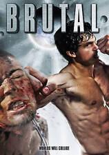 Brutal Mario Kenyan Jeff Hatch Morgan Benoit (DVD, 2016) WS MMA Combat