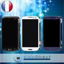 Ecran complet pour Samsung Galaxy S3 i9305 Touch vitre + LCD sur châssis