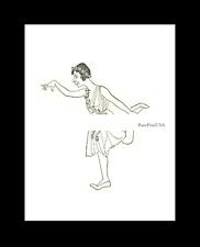 1927rpt Fannie FANNY BRICE Sardi's ALEX GARD Vaudeville FUNNY GIRL Jewish MATTED