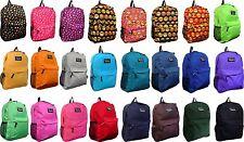 New Solid Color / Emoji School Backpack /Travel Backpack / Hiking Bag/ Book Bag