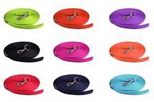 Longierleine Longe Führleine Führstrick QHP 8m mit Tasche 9 Farben