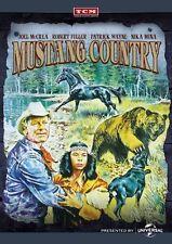 Mustang County (1971) DVD Joel McCrea, Robert Fuller Patrick Wayne John Champion