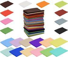 Sofaüberwurf Überwurf Tischdecke Deko Haustuch Bettüberwurf 4 Größen 30 Farben