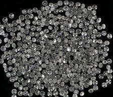 Natural Loose Diamonds Cut G-H Color Round Shape I1-I3 Clarity 25 Pcs Lot NQ6