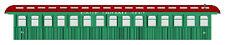 EAST BROAD TOP 50 FT COACH Railroad On30 Laser Wood Kit-Basher Series DFEBT08L