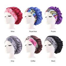 Elastic Shower Cap Hat Reusable Bath Head Hair Cover Salon Shower Cap