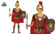 römischer Centurio - Kostüm für Kinder Karneval Soldat Römer Rom Gr. 98 - 146