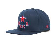 "HC CSKA Moscow ""Classic"" KHL flat bill cap hat, snapback"