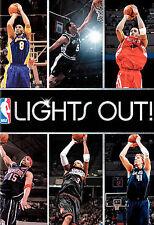 NBA - Lights Out! DVD