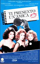 Ti presento un'amica (1987) VHS Penta 1a Ed.  Michele Placido Barbareschi DeSio