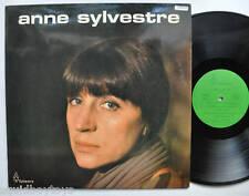 ANNE SYLVESTRE self titled LP record Private Press