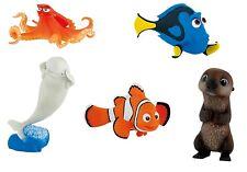 Bullyland Ritrovamenti Dorie Dory Nemo 2 Marlin Hank Bailey Dorie Otter