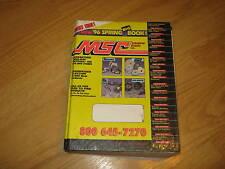 1996 Spring Big Book Msc Industrial Supply Co. Catalog