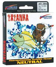 Tubertini Tatanka 150m Forellenschnur Fishing Tackle Max verschiedene Stärken