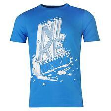"""Tee shirt NIKE bleu ciel modèle """"QTT"""" - Du S au XXL (Taille grand)"""