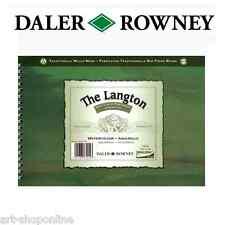 Daler Rowney Langton SPIRALE Artisti Colore ad acqua PASTIGLIE 140 non