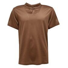 61423 maglia DONDUP   polo uomo t-shirt men  marrone