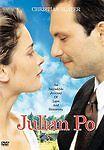 Julian Po DVD Christian Slater - Usually ships in 12 hours!!!