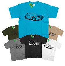 Mens JENSEN INTERCEPTOR T-Shirt Original Sketch British V8 S – 5XL