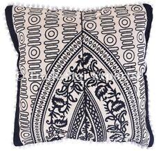 Large Mandala Pillow Case Decorative Throw Cushion Cover Set Boho Square Pillows