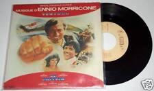 "SP 45 7"" vinyl BO LE RUFFIAN : VENTURA GIRAUDEAU MORRICONE"