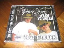 Chicano Rap CD Santa Ana's Most Wanted - We Got It On Lock  CASUAL Mr Hype Joker
