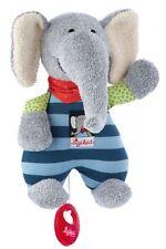 Sigikid Spieluhr Elefant Lolo Lombardo ca. 22 cm, Art-Nr. 48800, Neu!!