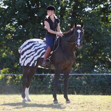 Bucas Riding Rug - zebra - Ausreitdecke - Fliegendecke