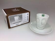 fiftyeight // Espresso Mug mit Henkel verschiedene Motive // Neu und OVP