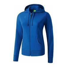 erima chaqueta con capucha chaqueta capucha WMNS Azul