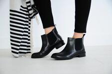 Clarks Originals Damenschuhe PITA SEDONA schwarz Echtleder Chelsea Boots NEU 40