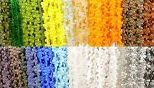 PIP PERLES PETITES FEUILLES sélecteur de couleurs 5x7 mm 50 X, 1 Strang Bacatus