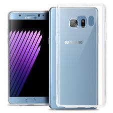 Etui Coque ultraslim silicone Samsung Galaxy Note FE TPU Super mince