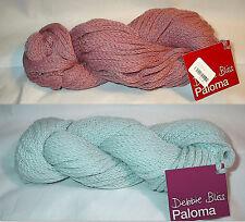 Debbie Bliss Paloma Alpalca Merino Blend Yarn Color Choice Loom Knit Crochet FS