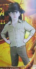 Indiana Jones Costume Boys Rubies 883124
