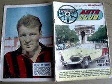 Auto Club 819 1961 Cadillac Valkyria - Josè Altafini