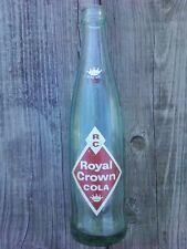 Royal Crown Cola,10 FL.OZ.  Pop Bottle